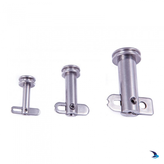 Seasure - Drop Nose Pin Stainless steel 316