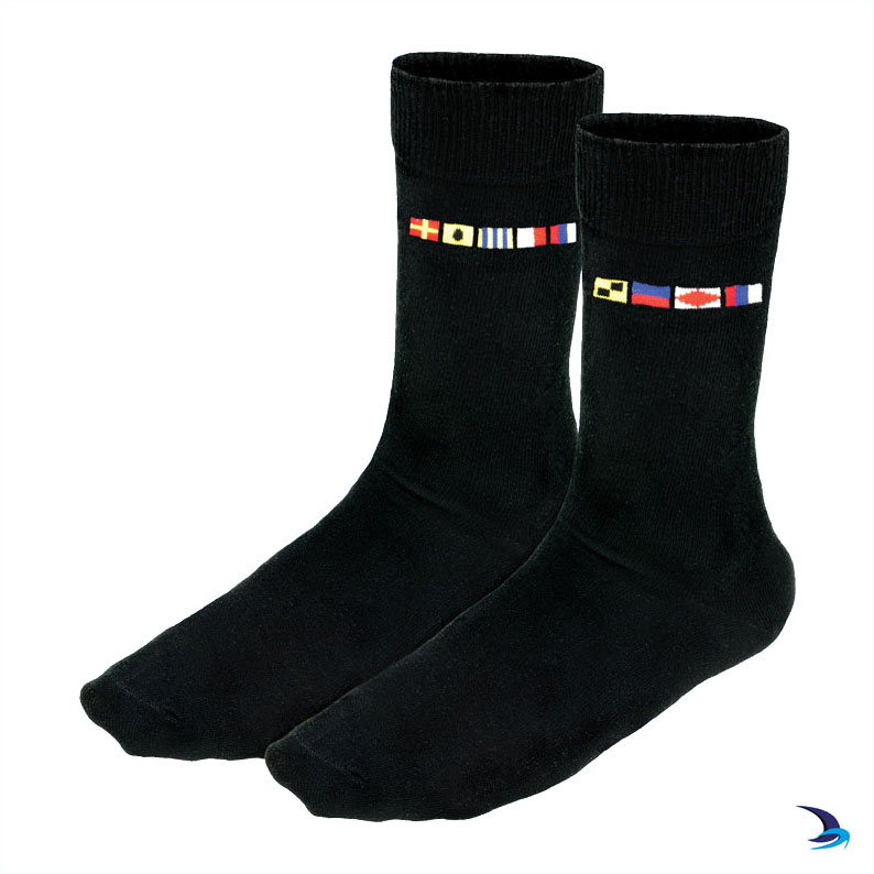 Nauticalia - Code Flag Socks Left/Right