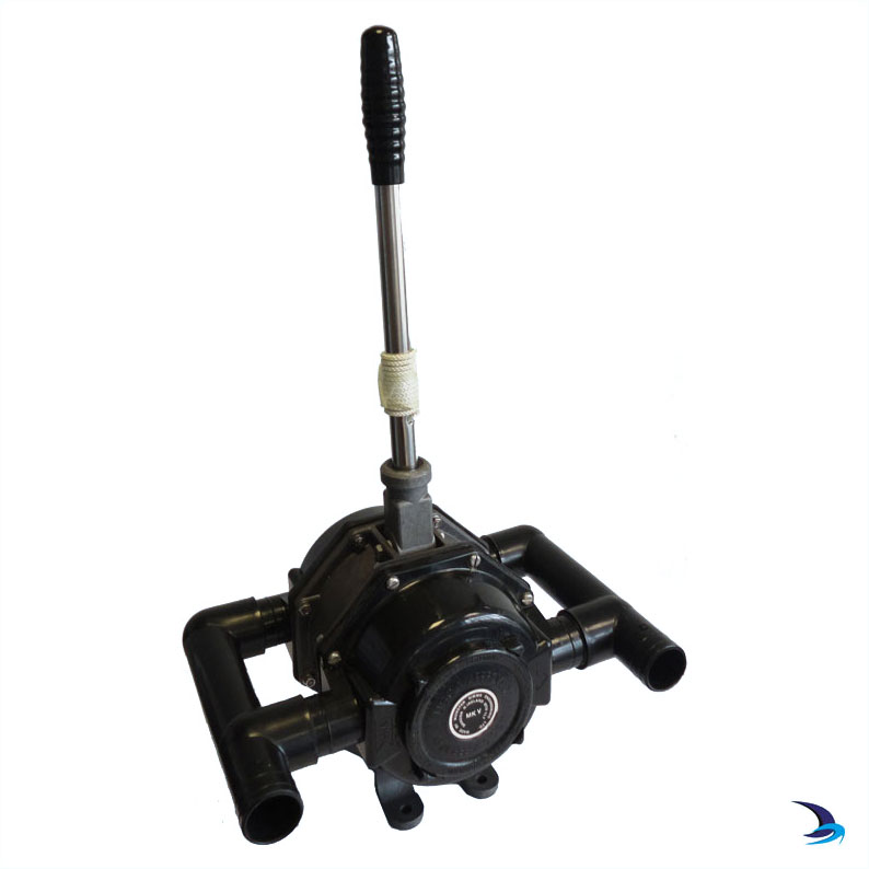 Whale - Double Acting Mk 5 Manual Bilge Pump