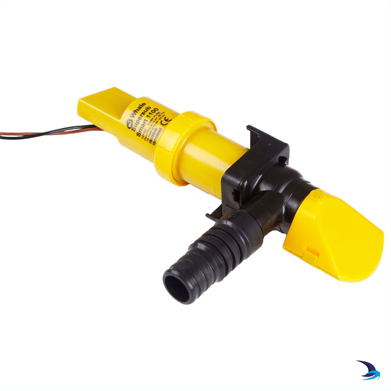 Whale supersub smart electric bilge pump freerunsca Choice Image