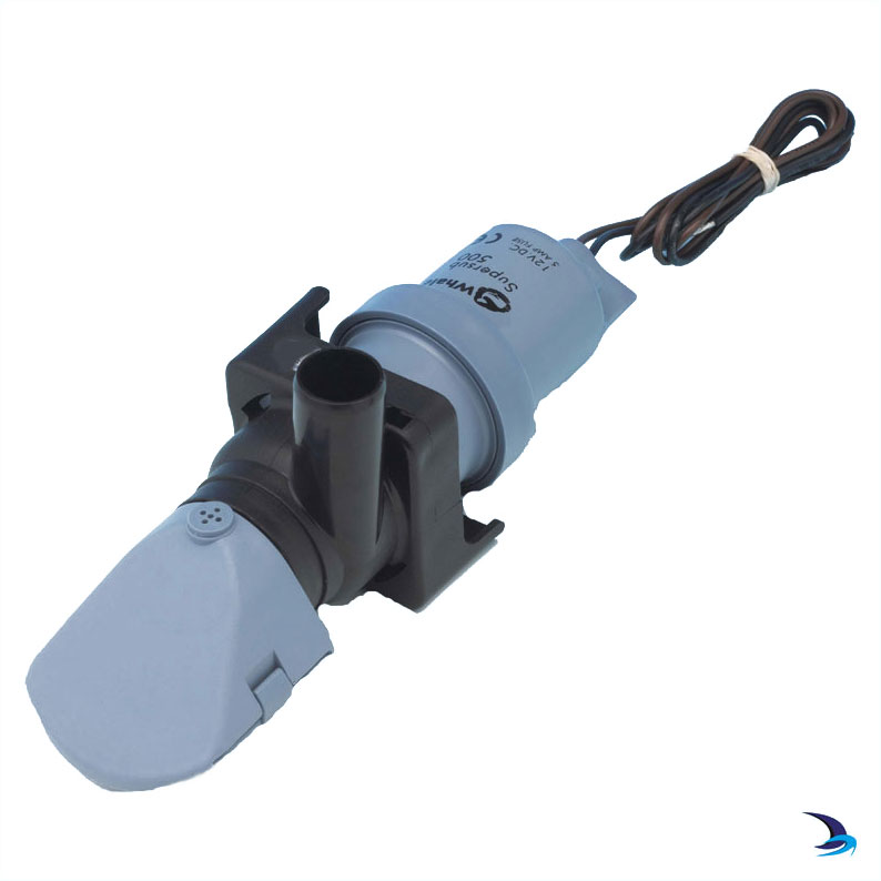 Whale supersub electric bilge pump freerunsca Choice Image