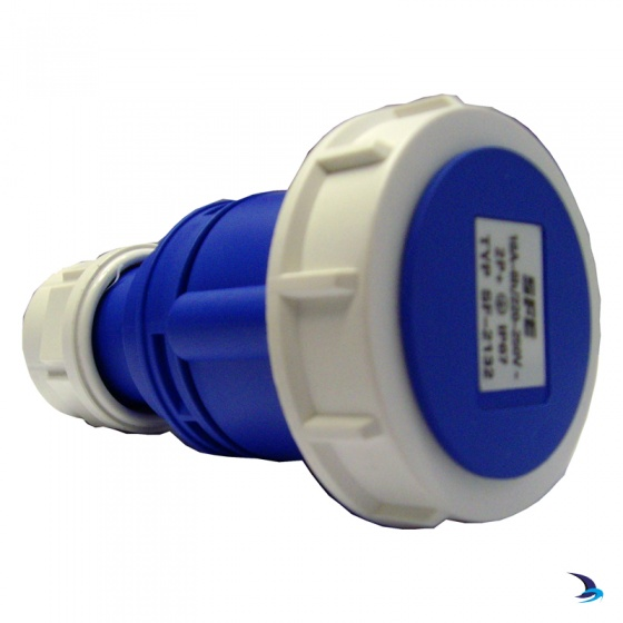 Waveline - Industrial Shore Power Connector (Female) 16A