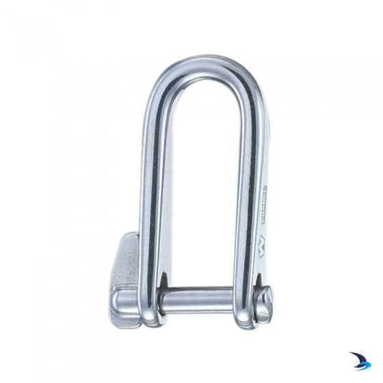 Wichard - Key Pin Halyard D Shackles