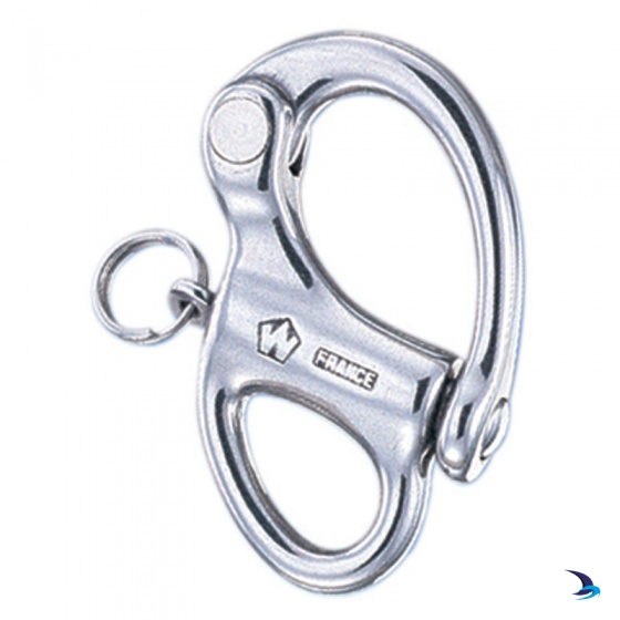 Wichard - High Resistance Snap Shackles with Fixed Eye