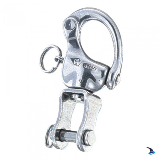 Wichard - High Resistance Snap Shackles with Clevis Pin Swivel
