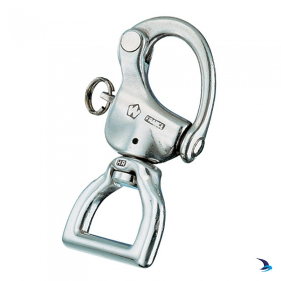 Wichard - High Resistance Snap Shackles with Webbing Swivel