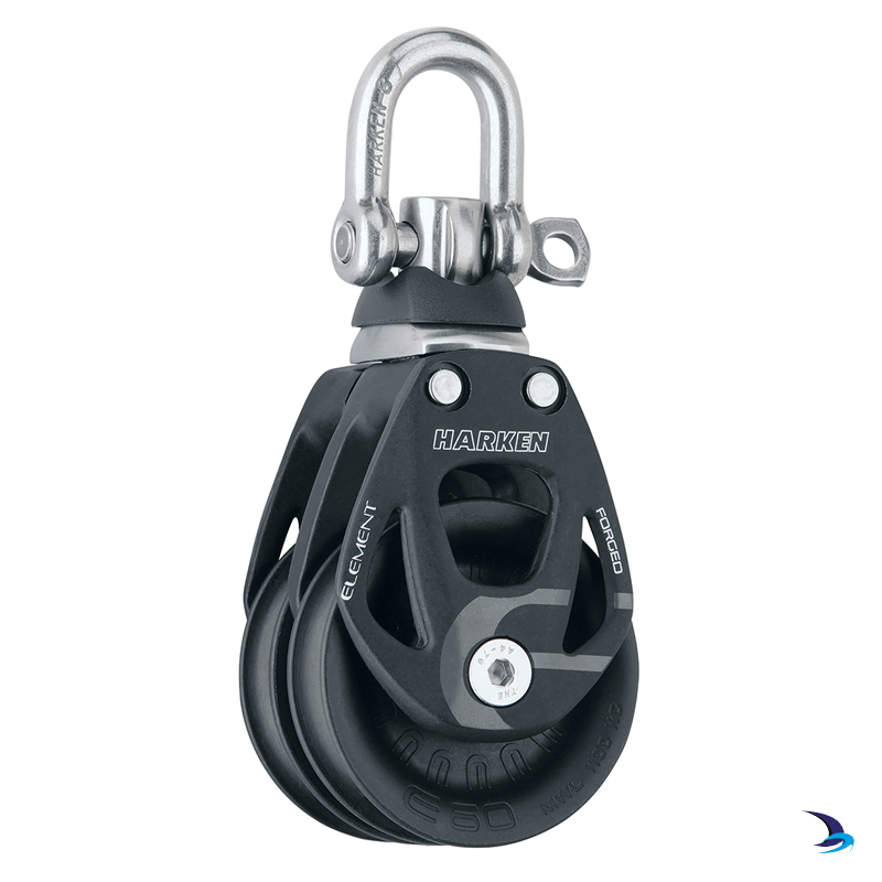 Harken - Element Double Block 60mm