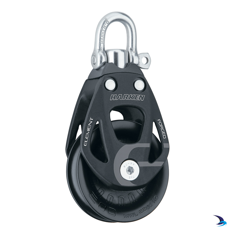 Harken - Element Block Single Swivel 80mm