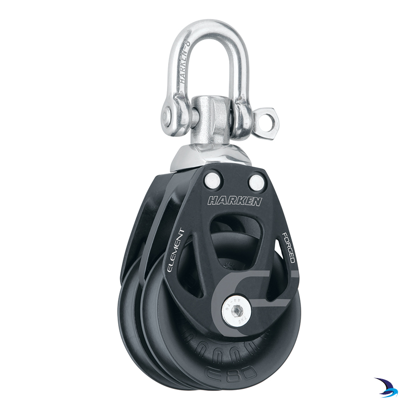 Harken - Element Double Block 80mm