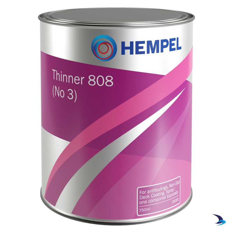 Hempel - Thinner No. 3 (808) 750ml