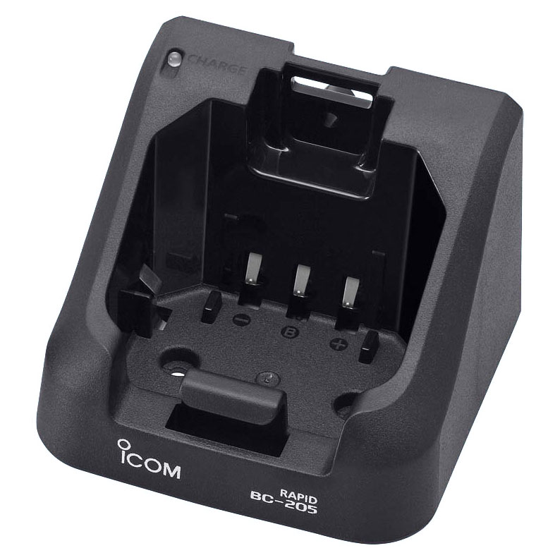 Icom - BC-205 rapid desktop charger