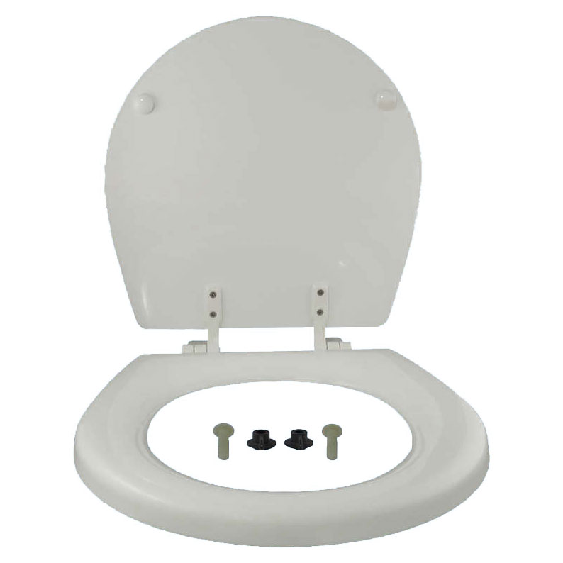 Jabsco - Toilet seat assembly
