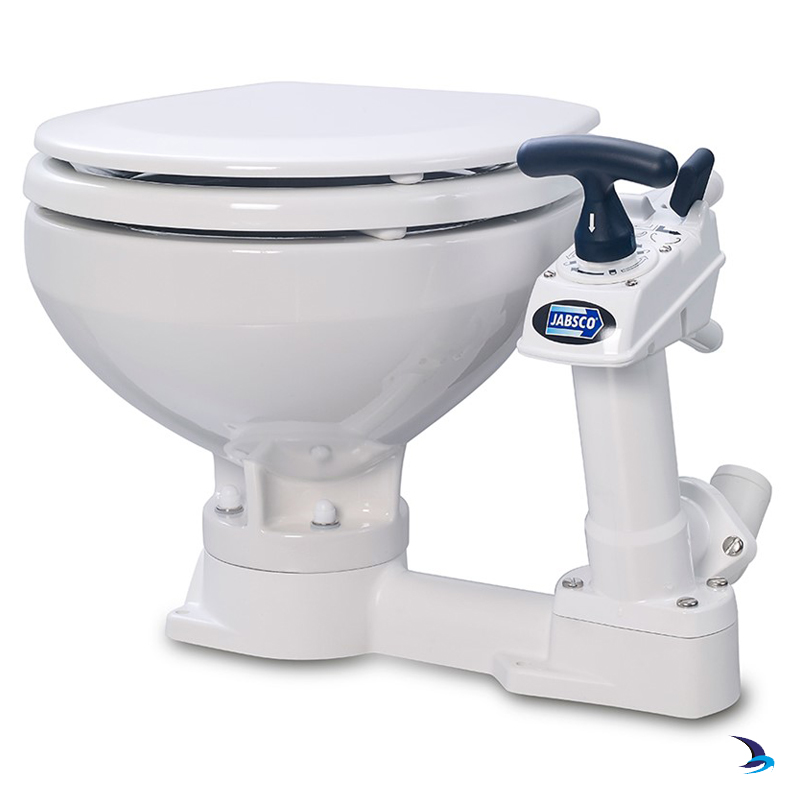Jabsco - 'Twist 'n' Lock' Manual Toilets