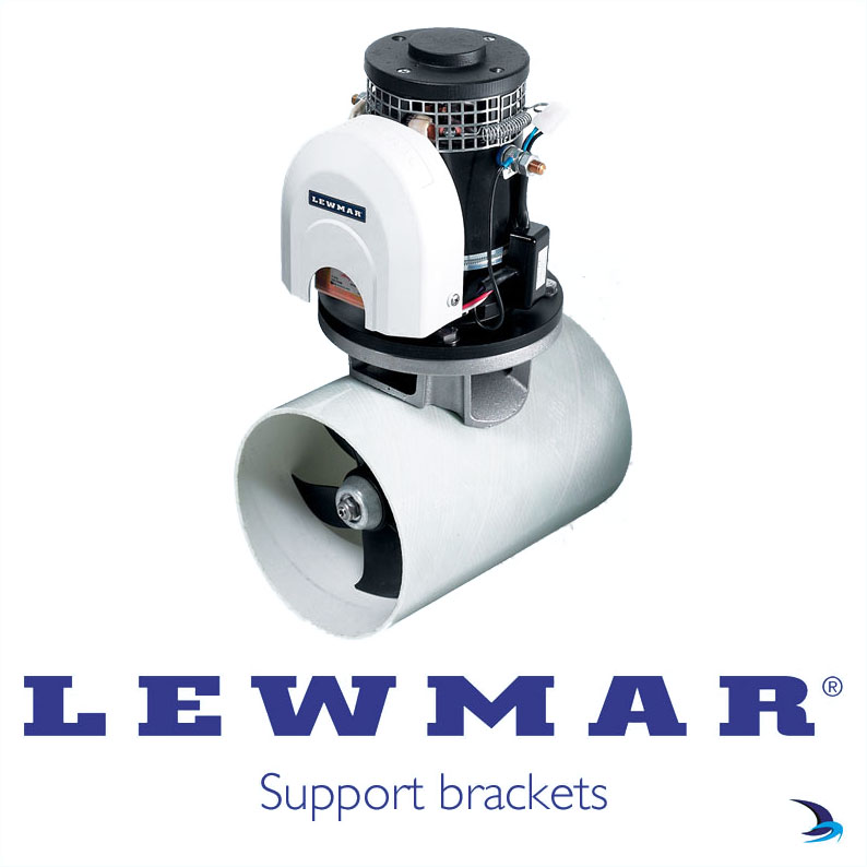 Lewmar - Thruster Support Brackets