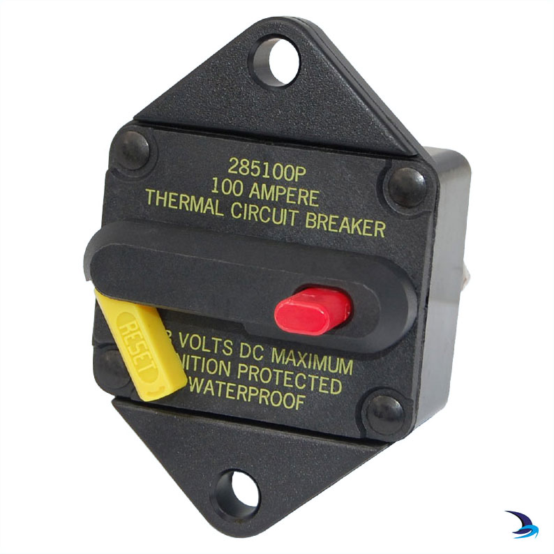Lewmar - Circuit Breaker for electric winches