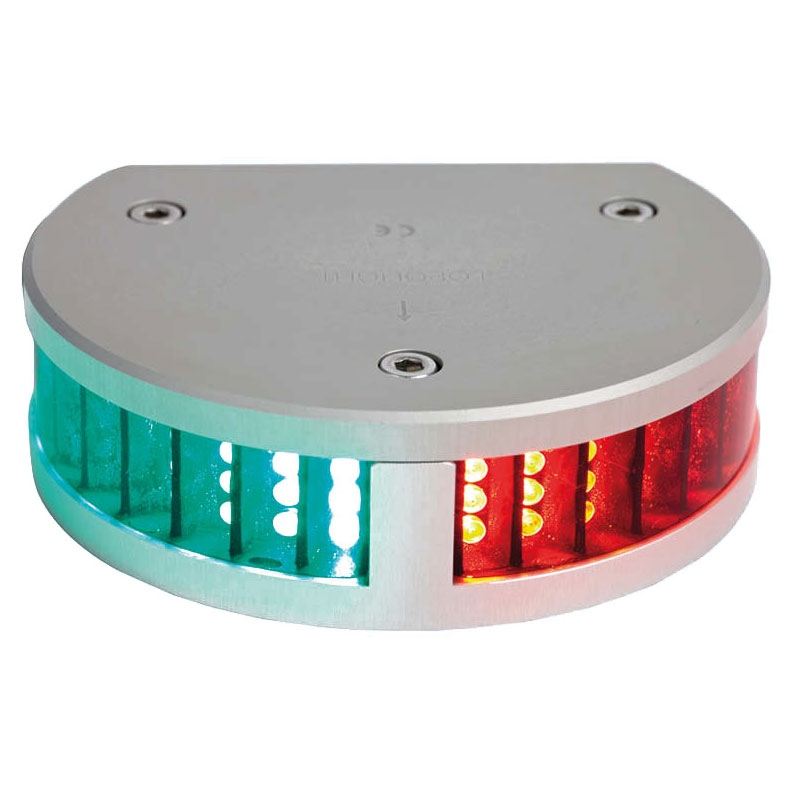 Lopolight - Series 200 combined sidelights (vertical mounting) LED (2nm visibility)
