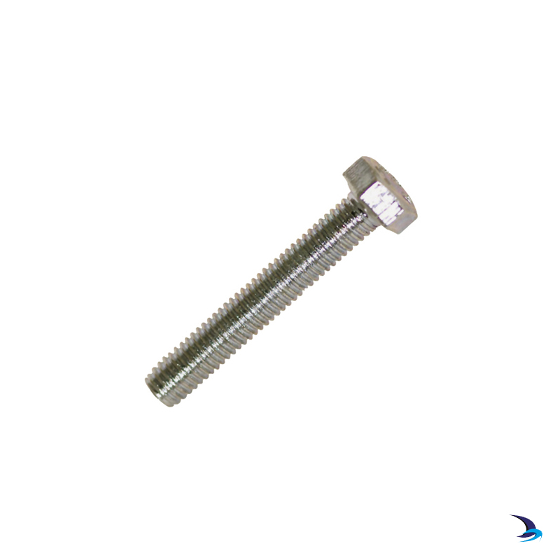 A4 Stainless Steel Hex Head Set Screw A4 - M5x12
