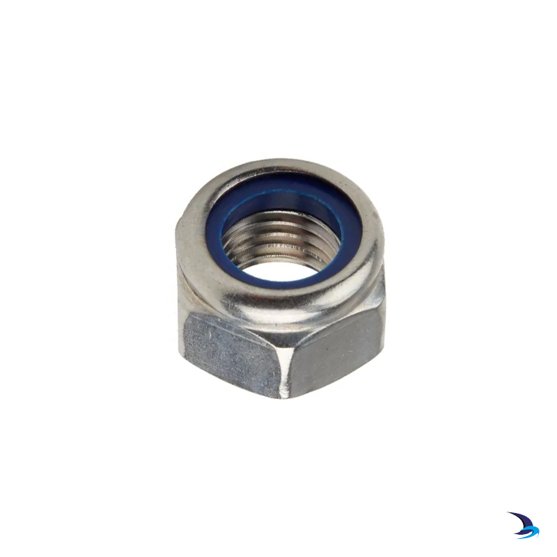 A4 Stainless Steel Nyloc Nut - M5