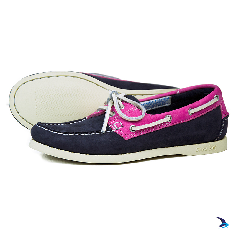 Orca Bay - Sandusky Deck Shoes Fuschia (Women's)