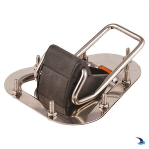 Allen - Trapeze harness buckle (with strap adjusters)
