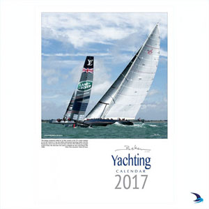 Beken of Cowes - 2017 Yachting Calendar