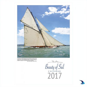 Beken of Cowes - 2017 Beauty of Sail Calendar