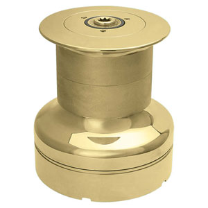 Harken - Classic plain top winch (bronze)