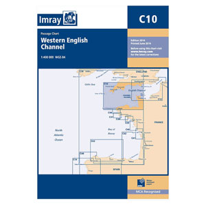 Imray - Charts for North West Europe (C series)