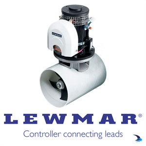 Lewmar - Thrusters controller leads