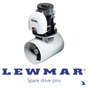 Lewmar - Thrusters drive pins