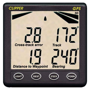 NASA - Clipper GPS reader