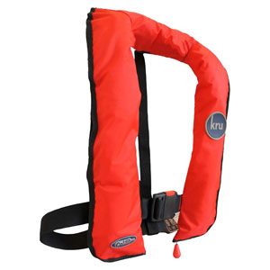 Ocean Safety - Kru XF ISO lifejacket