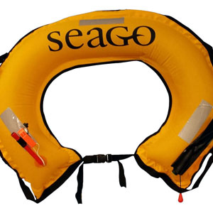 Seago - Inflatable horseshoe